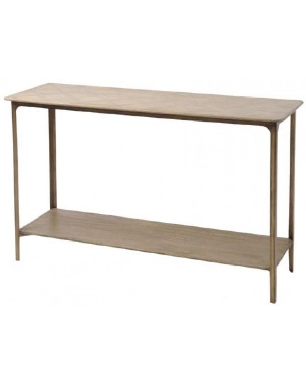 Libra - Anstey Mindi Wood Console Table - Asco Lig...